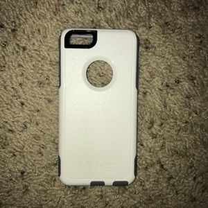 iphone 6/6s white and grey otterbox case